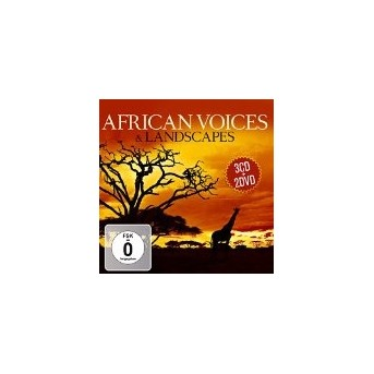 African Voices & Landscapes - 3CD & 2DVD
