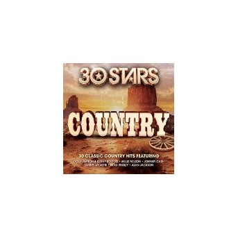 30 Stars: Country - 2CD
