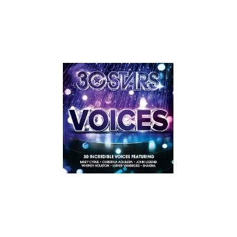 30 Stars: Voices - 2CD