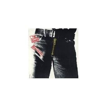 Sticky Fingers - Deluxe Edition, DVD Case, plus Bonustracks Remastered plus DVD - 2CD & DVD