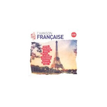 All You Need Is: French Chanson -3CD