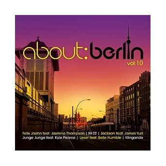 About Berlin Vol. 10 - 3CD