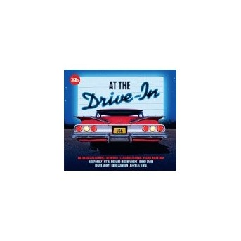 At The Drive In - 3CD