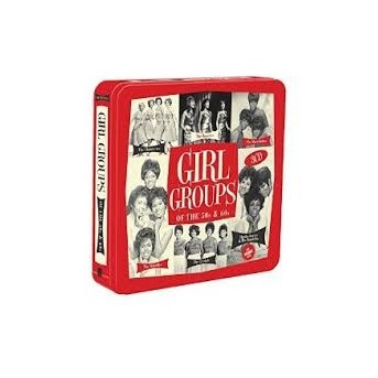Girl Groups Of The 50s - 3CD