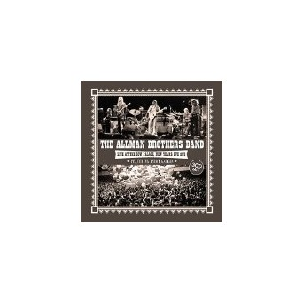 Live At The Cow Palace - 3CD