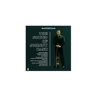The Sound of Johnny Cash With 2 Bonus Tracks LP]