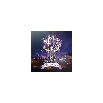 Rocks Donington 2014 - 2CD + 1DVD