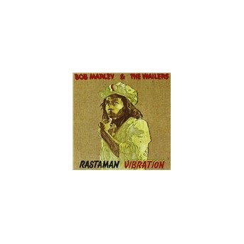 Rastaman Vibration - 2015 Version - 180g - LP/Vinyl - 1 Download Code