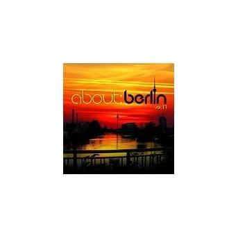 About Berlin Vol. 11 - 2CD