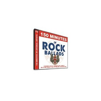 150 Minutes Of Rock Ballads - 2CD