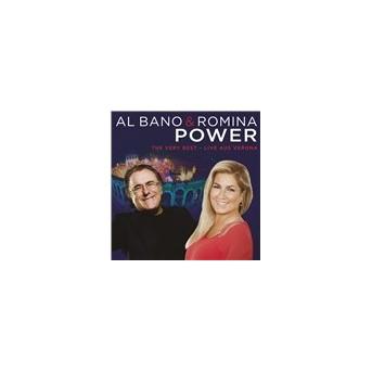 Very Best Of Al Bano & Romina - Live Aus Verona