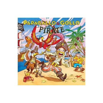 Bi De Pirate - Buch-Format - CD & Buch