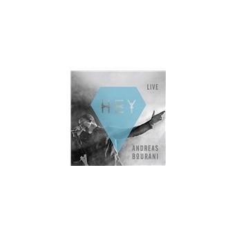 Hey Live - 4CD