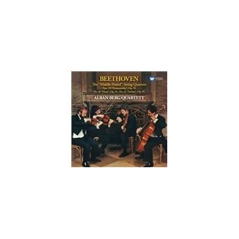 Beethoven - Streichquartette Nr .7-11 - 2CD