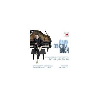 Johann Sebastian Bach - Piano Concertos BWV 1052-1056, 1058 - 2CD