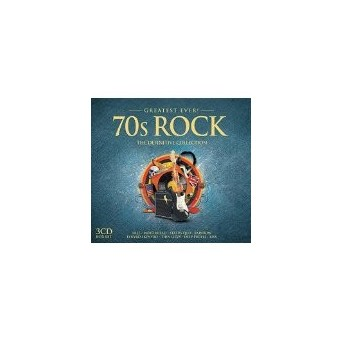 70s Rock-Greatest Ever - 3CD