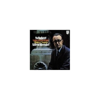 Franz Schubert - Sonata In B Flat / Wanderer Fantasia - 1LP/Vinyl