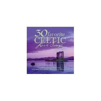 30 Favorite Celtic Love Songs