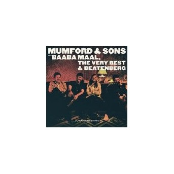 Johannesburg EP - LP/Vinyl