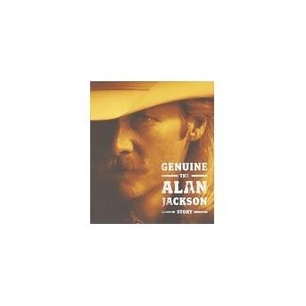 Genuine: The Alan Jackson Story - 3CD