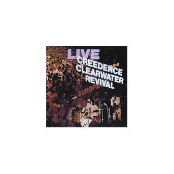 Live In Europe - 2016 Version - LP/Vinyl