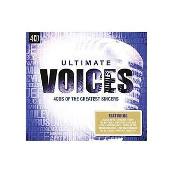 Ultimate Voices - 4CD