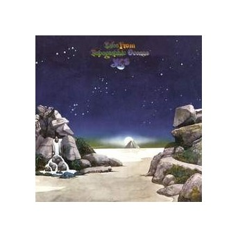 Tales From Topographic Oceans - 3 CDs & 1 Blu-ray