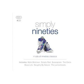 Simply Nineties - 4CD