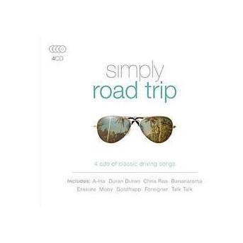 Simply Road Trip - 4CD