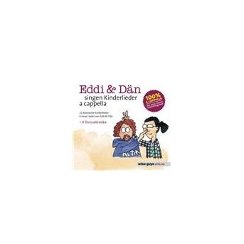 Eddi & Dän Singen Kinderlieder A Cappella, Vol. 1 - 2CD