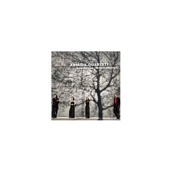 String Quartets - Ludwig van Beethoven - Dimitri Schostakowitsch - Pablo de Sarasate