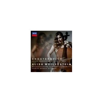 Cello Concertos 1 - Dimitri Shostakovich
