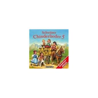Schwiizer Chinderlieder Vol. 5 - 2CD