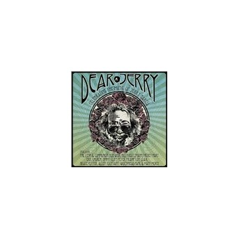 Dear Jerry: Celebrating The Music Of Jerry Garcia - 2 CDs & 1 Blu-ray