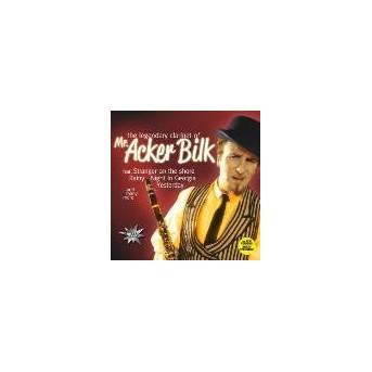 Legendary Clarinet Of Acker Bilk
