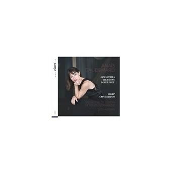 Harp Concertos  - Alberto Ginastera - Claude Debussy - Francois-Adrien Boieldieu