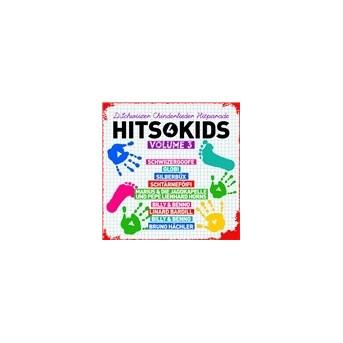 Hits 4 Kids 3-D'schwiizer Chinderlieder Hitparade