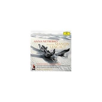 Manon Lescaut - Giacomo Puccini - 2CD