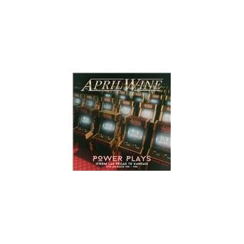 Power Plays / Live Radio - 2CD