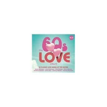 60s Love Album - 3CD