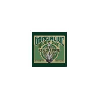 Garcia Live - Volume Eight - November 23rd, 1991 Bradley Center - 2CD