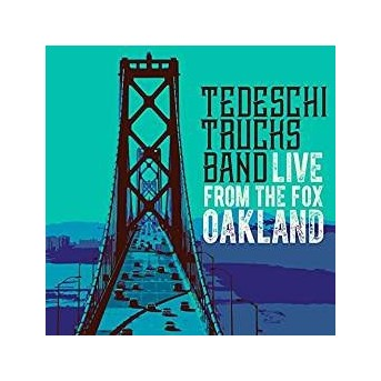 Live From The Fox Oakland - Limited Edition - 2 CDs & 1 Blu-ray