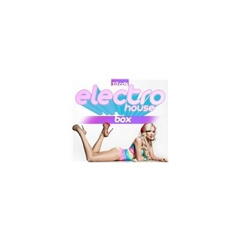 Audio-CD Electro House Box - 10CD