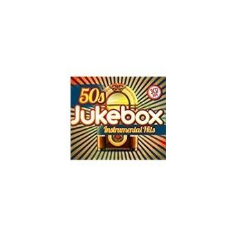 50's Jukebox Instrumental - 3 CDs