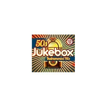 50's Jukebox Instrumental - 3 CDs