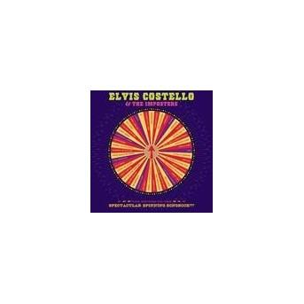 Return Of The Spectacular Spinning (CD & DVD)