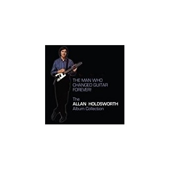 Man Who Changed Guitar Forever - The Album Collection - Boxset - 12 CDs