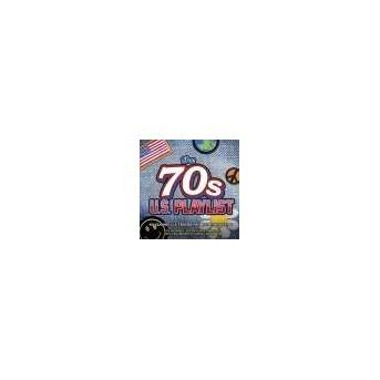70's Us Playlist - 3CD