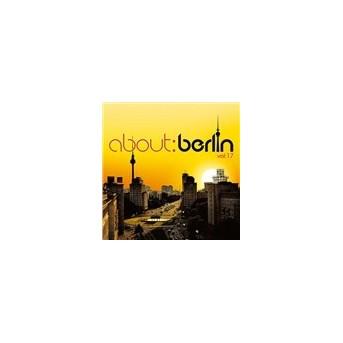 About Berlin Vol. 17 - 4 LPs/Vinyl