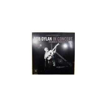In Concert: Brandeis University 1963 - 1 LP/Vinyl